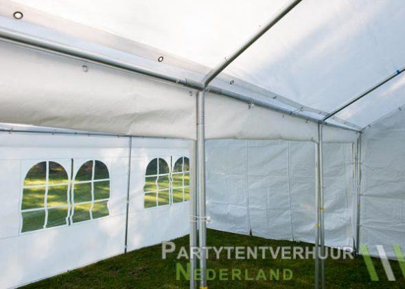 Partytent 6x6 meter aan elkaar huren - Partytentverhuur Groningen