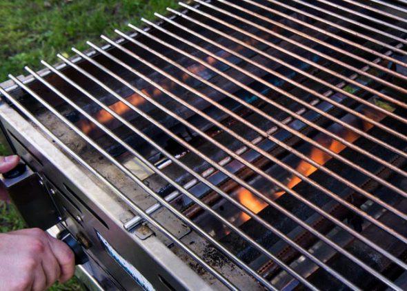 Barbecue bovenkant huren - Partytentverhuur Groningen