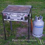 Barbecue huren - Partytentverhuur Groningen