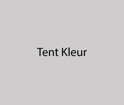 easy up tent aluminium kleur licht grijs