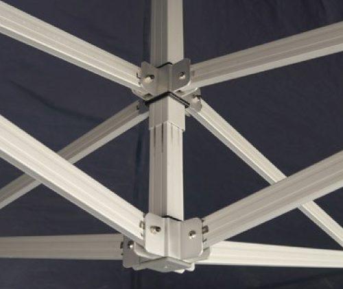 easy up tent aluminium frame