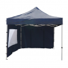 easy up tent aluminium