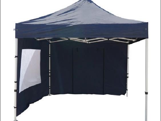 easy up tent aluminium