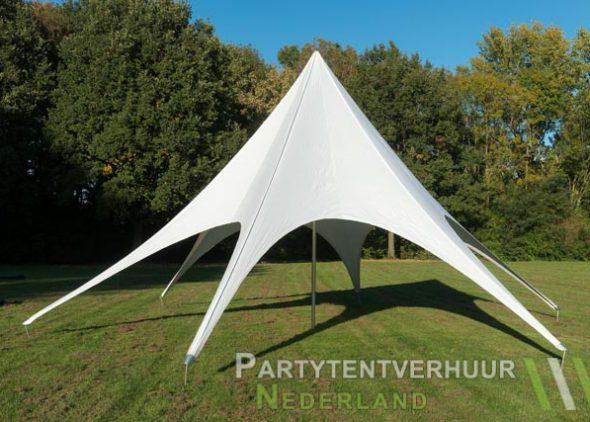 Stertent voorkant huren - Partytentverhuur Groningen