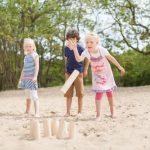 Werpspel voor kinderen - Partytentverhuur Groningen