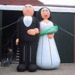 Bruidspaar huren Groningen