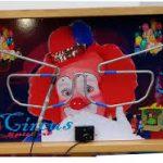 Clown spiraal huren Groningen