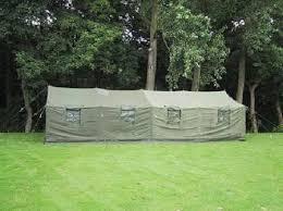 Leger tent 5x10 meter huren Groningen