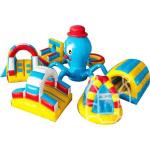 Speelkussen octopus